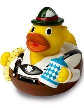 Schnabels® Quietsche-Ente Oktoberfest-Ente
